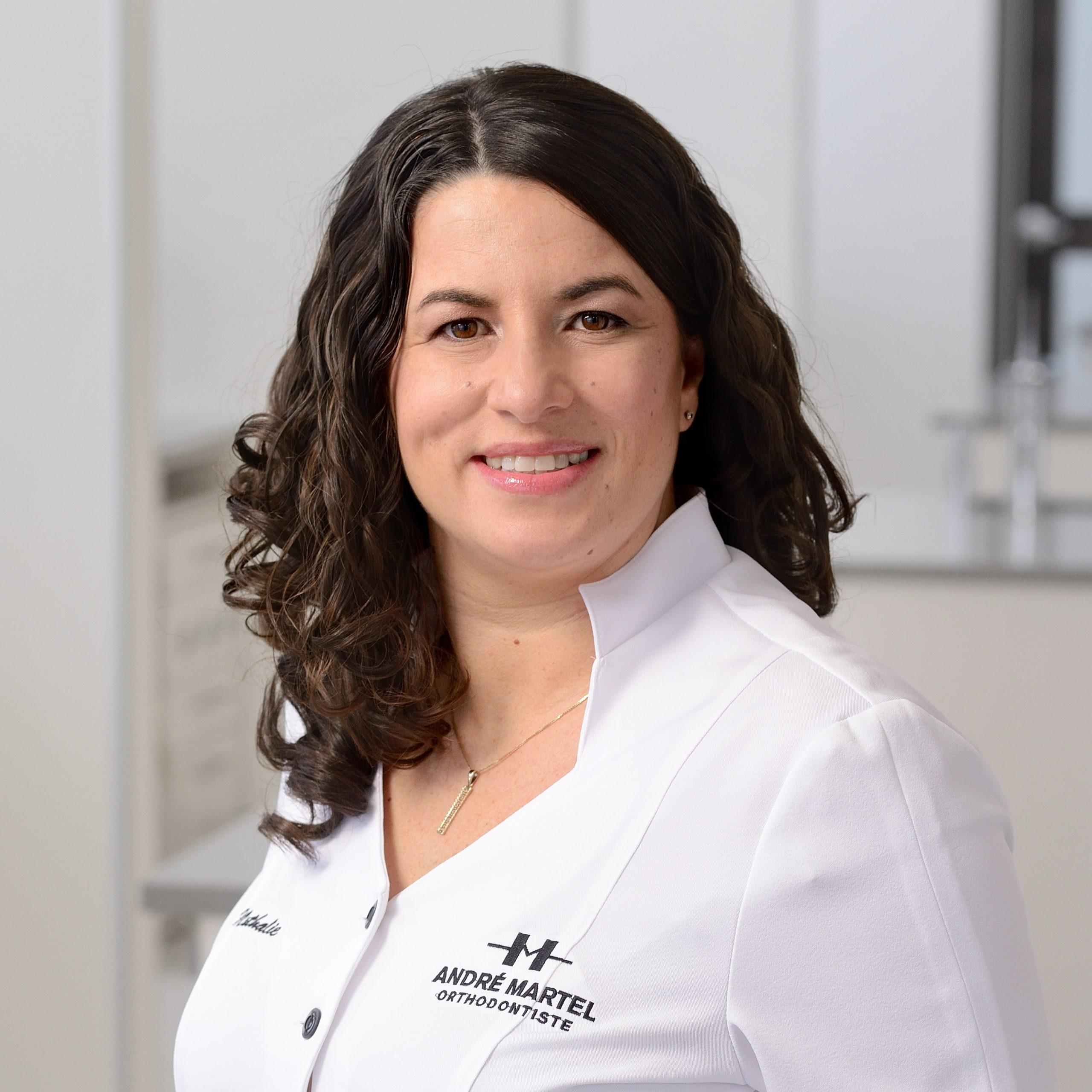 Stéphanie Fortier, Hygiéniste dentaire et Technicienne  en laboratoire