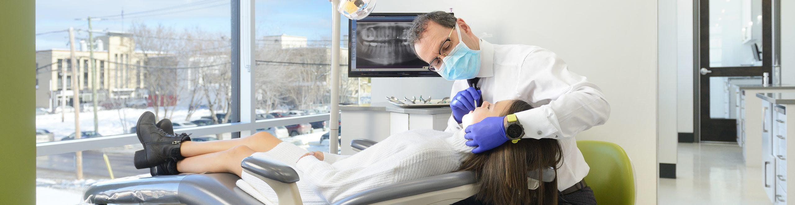 Nos services Clinique d'orthodontie André Martel