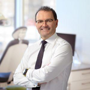 Notre équipe Clinique d'orthodontie André Martel